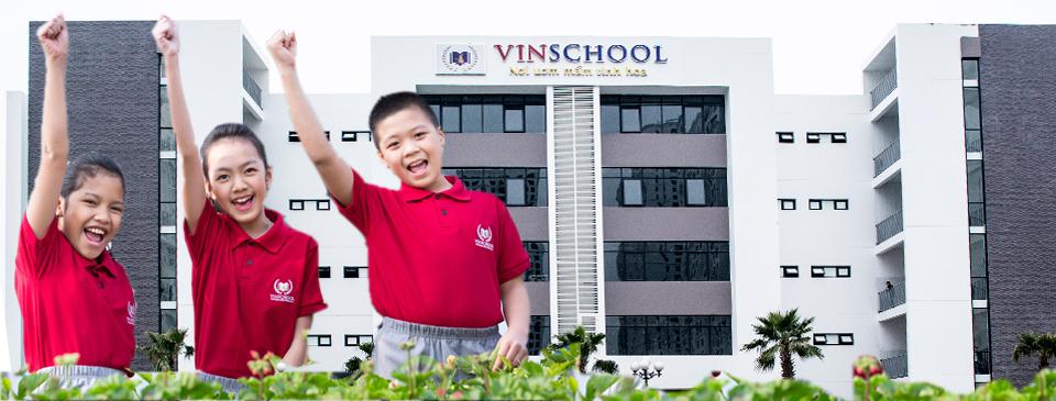 Vinschool Gardenia - phát triển kỹ năng sống tốt nhất