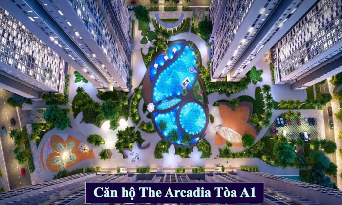 Căn hộ The Arcadia Tòa A1